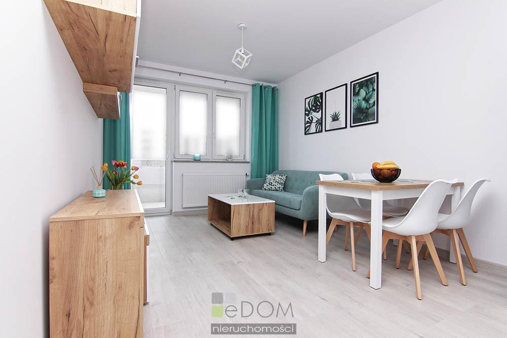 Mieszkanie 2-pokojowe os. Europejskie