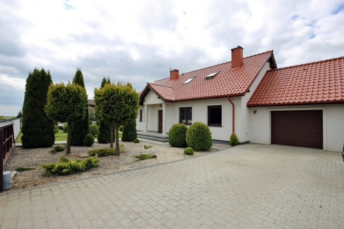 Dom na  Santok, Janczewo - 925 000 zł