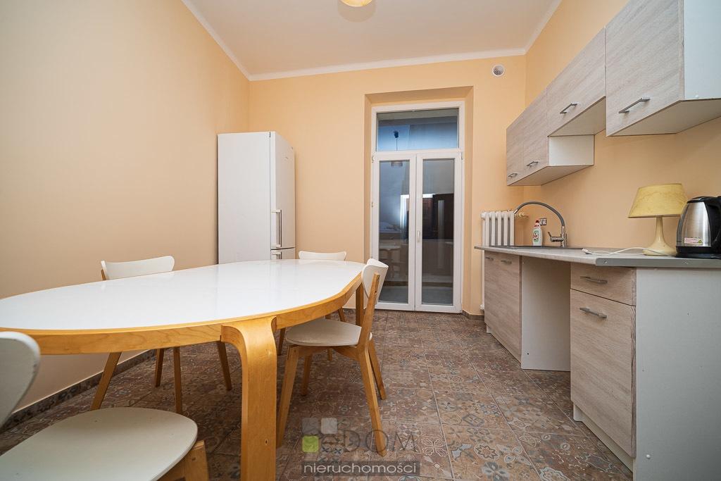 Mieszkanie 3-pokojowe Śródmieście