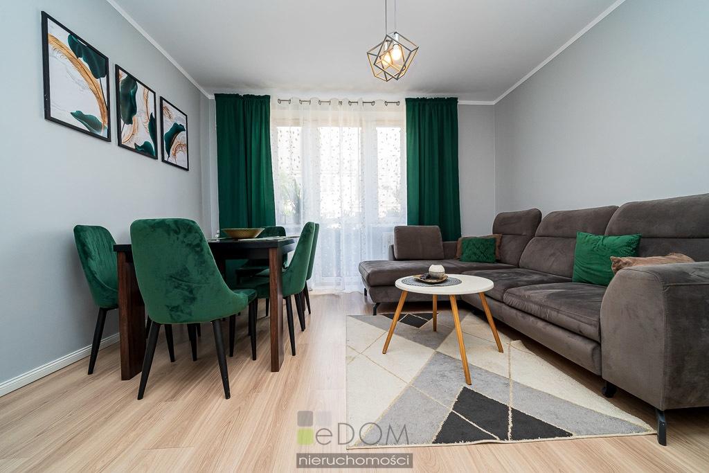 Mieszkanie 2-pokojowe os. Piaski