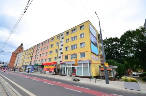 Mieszkanie na sprzedaż Gorzów Wielkopolski, Centrum - 299 000 zł
